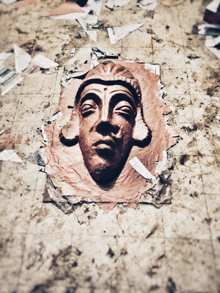 Making of masks