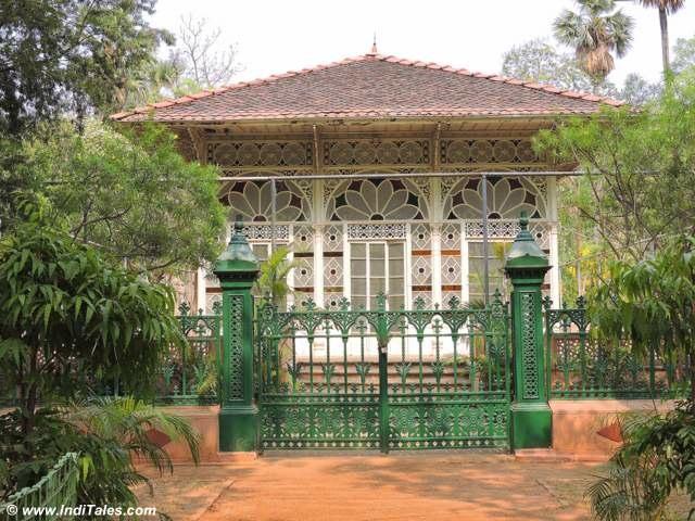 Rabindranath Tagore's darling house