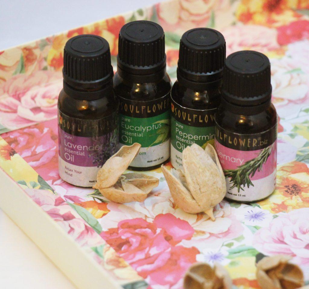 The fighter oils for headache