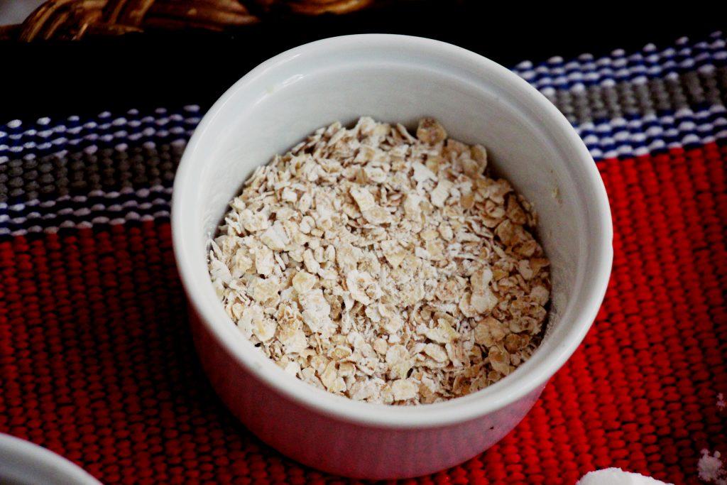 Regular oats