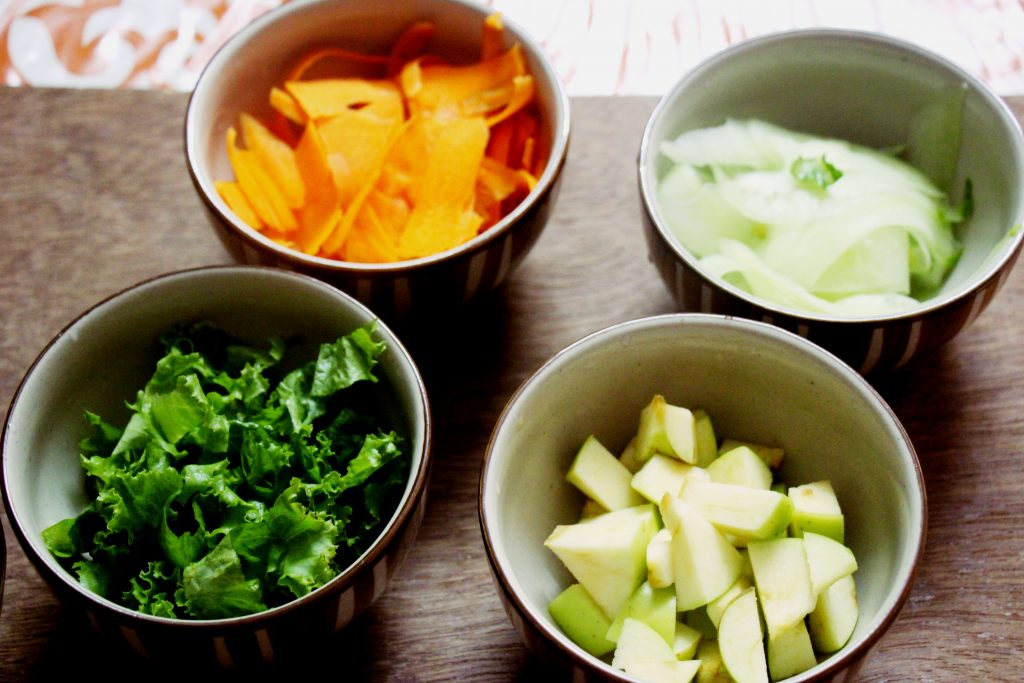 cruchy vegetable