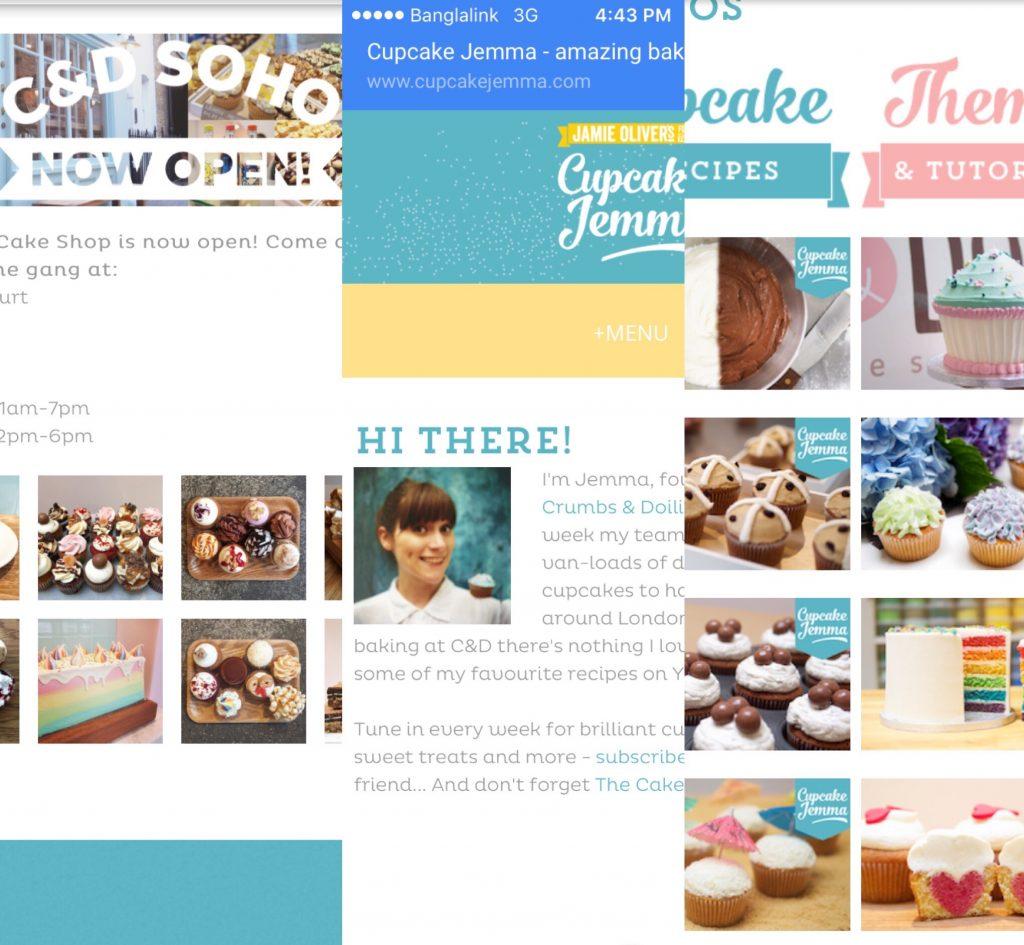 Cupcake Jemma